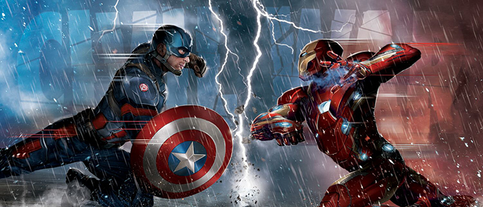 New Set Pictures from Captain America Civil War Released!