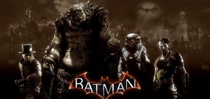 Batman: Arkham Knight Adds Classic Villains For Christmas