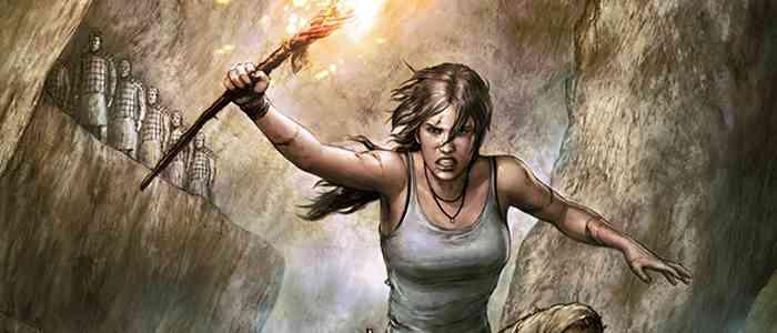 Dark Horse Reveals New Rise Of The Tomb Raider Comic Series