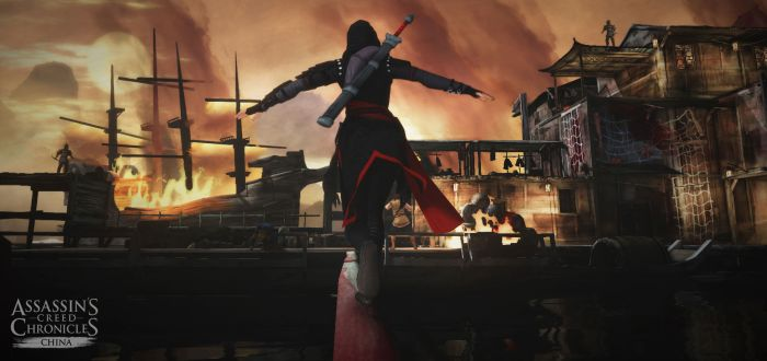 Ubisoft Reveal Release Date For Assassins Creed Chronicles Trilogy Pack