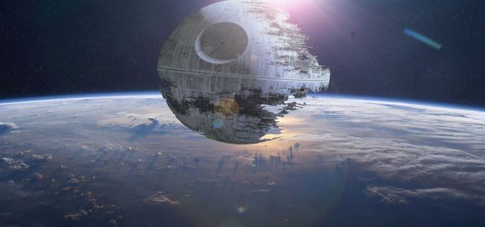 Movie Theater Lets You Watch Star Wars In The Death Star