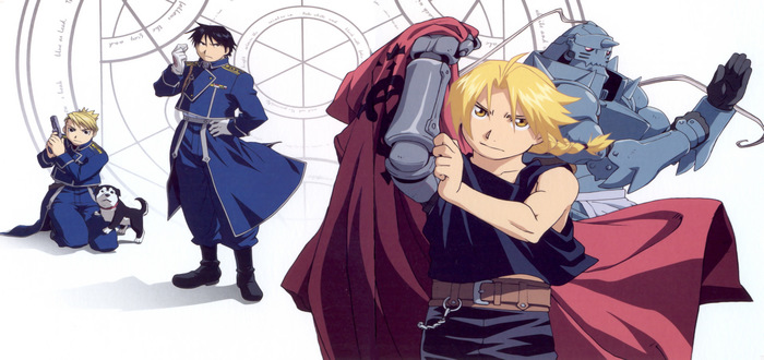 Fullmetal Alchemist Coming To The UK On DVD And Blu-Ray