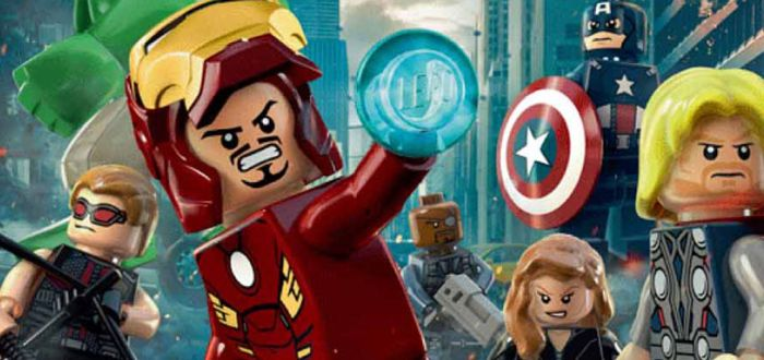 The Avengers Assemble In New Lego Trailer