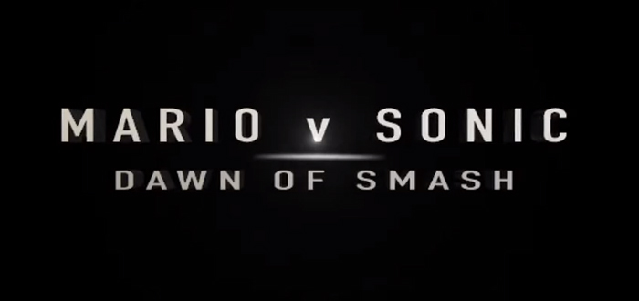Mario V. Sonic: Dawn Of Smash