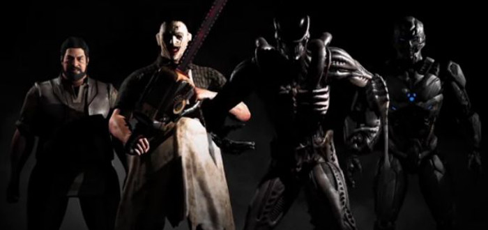 Leatherface And Xenomorph  Are Coming To Mortal Kombat X