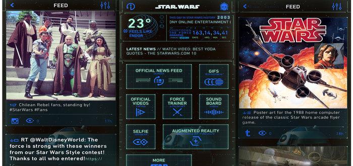 App Of The Week: Star Wars