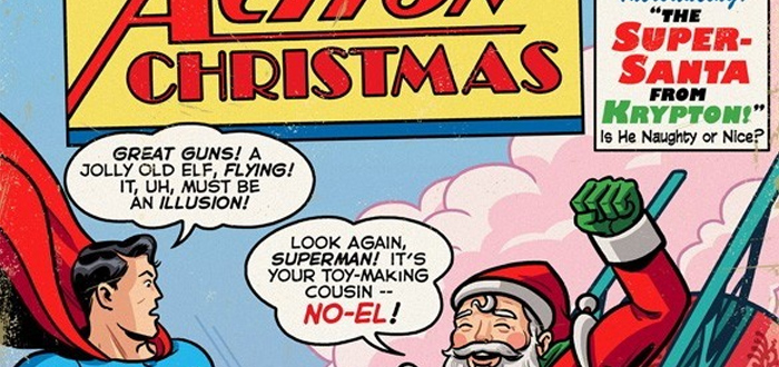 #ArcadeXmas Day 9 – O Come All Ye Comic Book Lovers