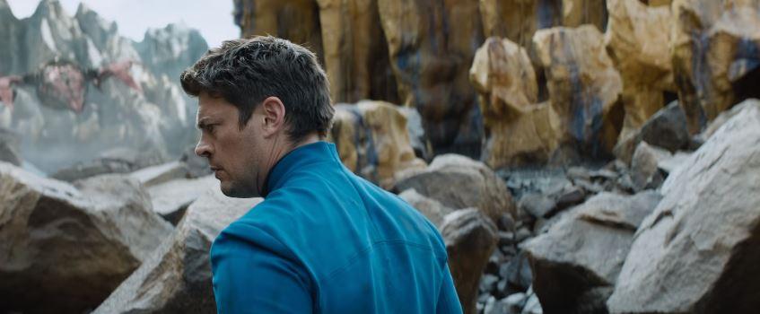 Star Trek Beyond Trailer Has Just Been Released