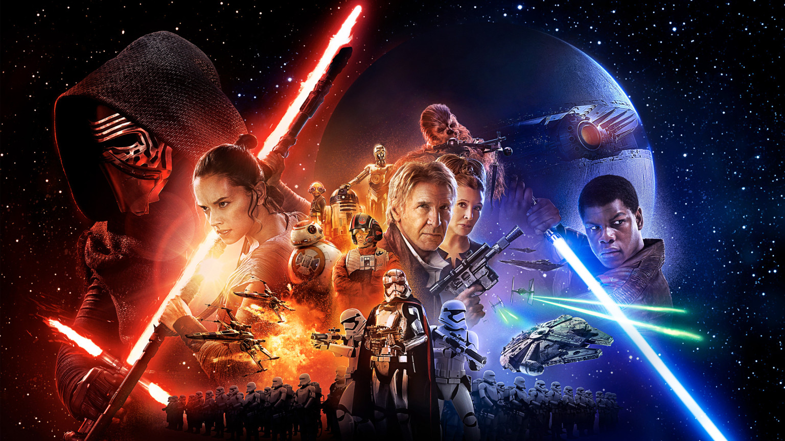 Review: Star Wars: The Force Awakens (SPOILER FREE)