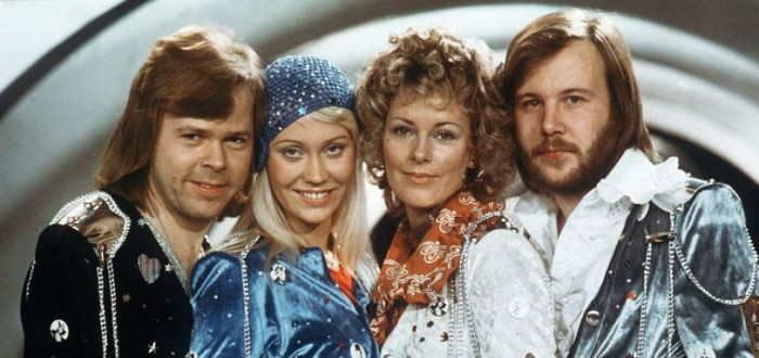 Abba Make Public Appearance Together In Stockholm