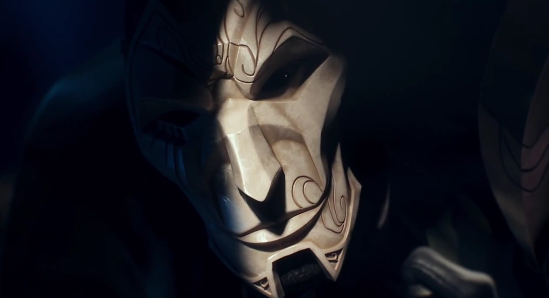 League Of Legends Teases Sinister New Champion