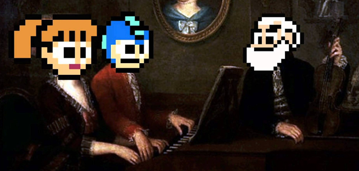 Music Monday: Classic Video Game Music Classicals