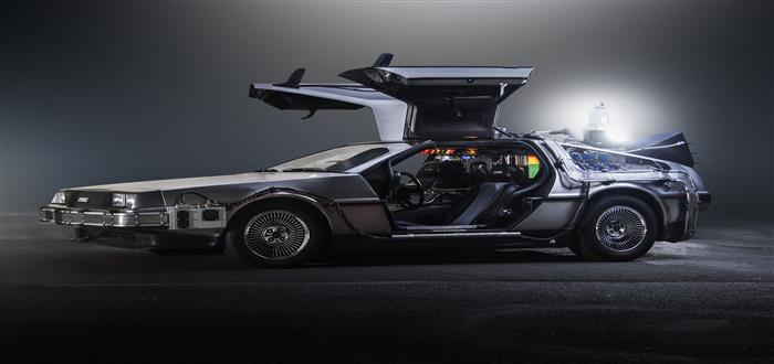 Back To The Future's Famous DeLorean Is Back In Production