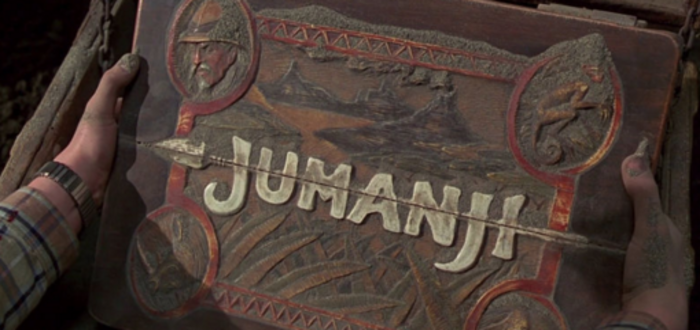 'Jumanji' Remake Confirms Director