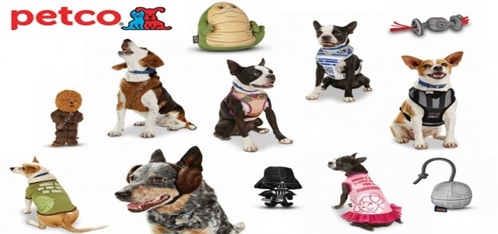 Style Your Pet Right In Star Wars Accessories