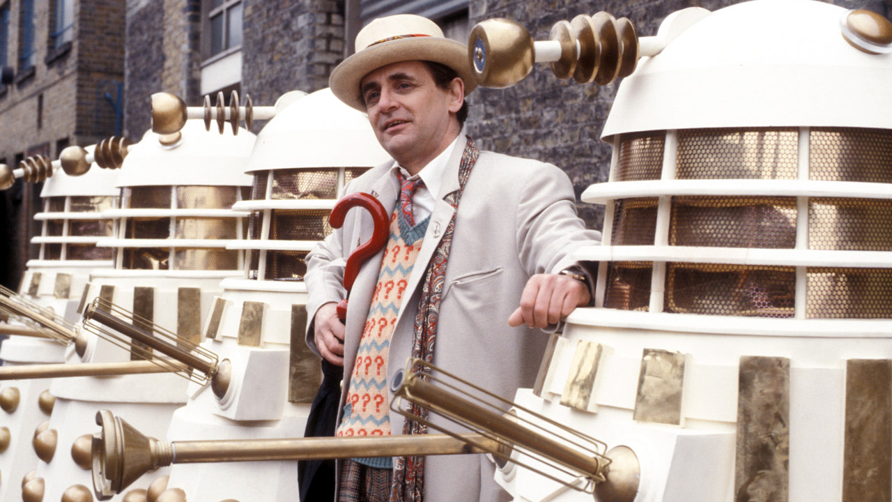 MCM Ireland Comic Con Announces Sylvester McCoy