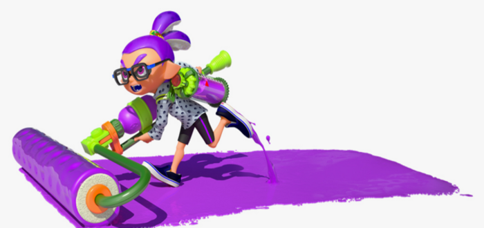 Hit Wii U Game Splatoon Coming To Manga