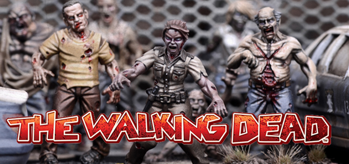 A Walking Dead Miniatures Game Is On The Way