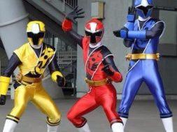 Ninja Steel Power Rangers