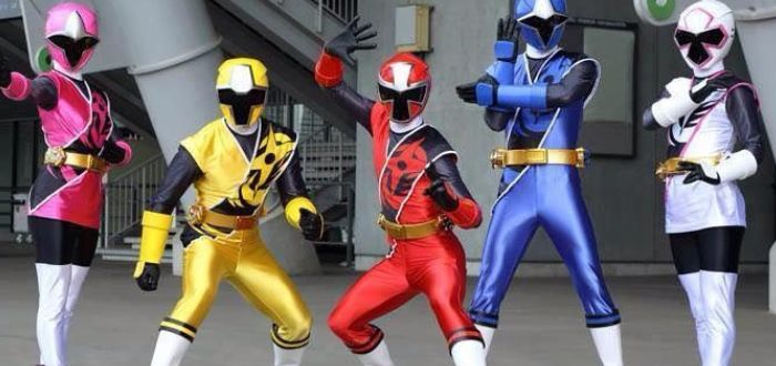 Ninja Steel Power Rangers