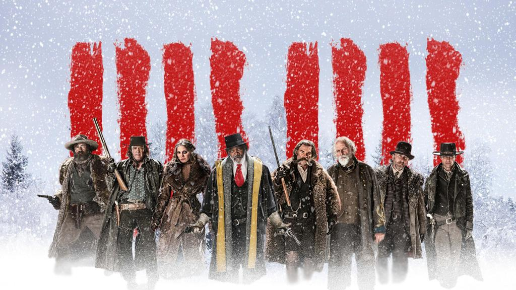 The Hateful Eight Wins At Capri Hollywood Film Festival