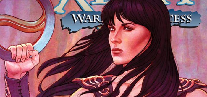 Xena Warrior Princess Lands Dynamite Comic Release This April