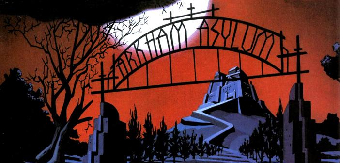 Arkham Asylum Gets LEGO Treatment