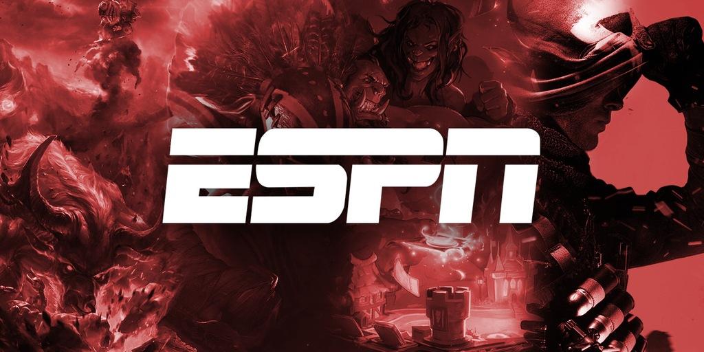 ESPN Extends Reach To Esports