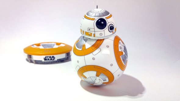 BB-8 Gets The LEGO Treatment