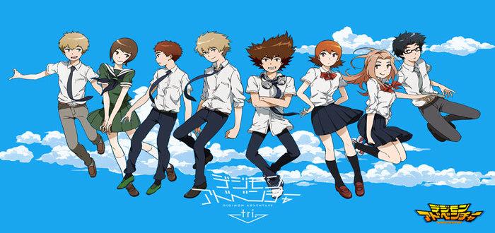 Digimon Adventure Tri: Ketsui Promo Reveals Third Film Title And Release Date