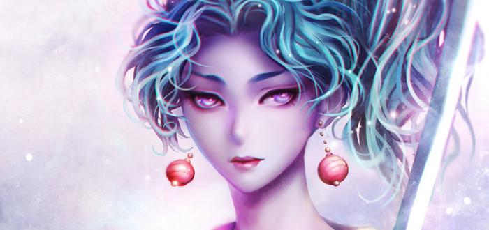 Gallery: Midorisa Final Fantasy Art