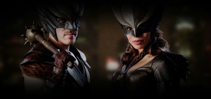 New Legends of Tomorrow Promo Introduces Hawkman