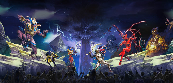 Iron Maiden Releasing RPG Game For Mobile