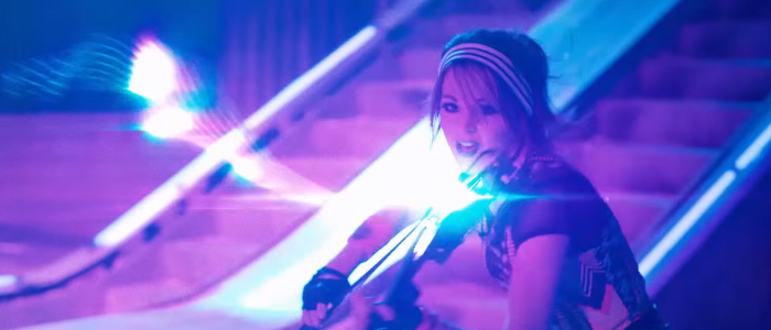 Lyndsey Stirling 'Heist' Music Video