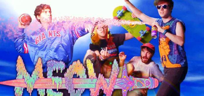 Track of the Day: Anamanaguchi – 'Meow'