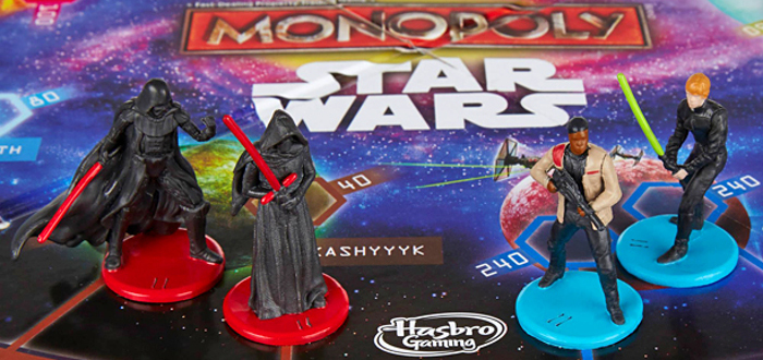 Hasbro Releases Statement Regarding Rey's Absence From The Force Awakens Monopoly