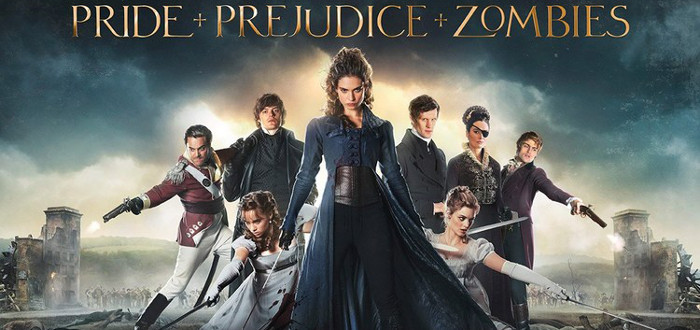 Hot Topic Reveal Pride And Prejudice And Zombies Line