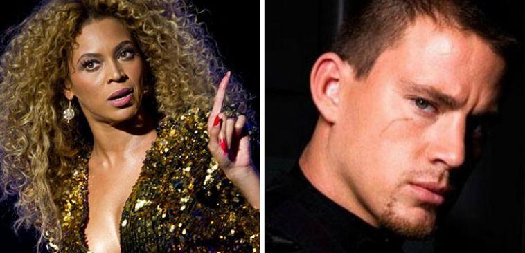 Gambit's Channing Tatum Channels Beyoncé