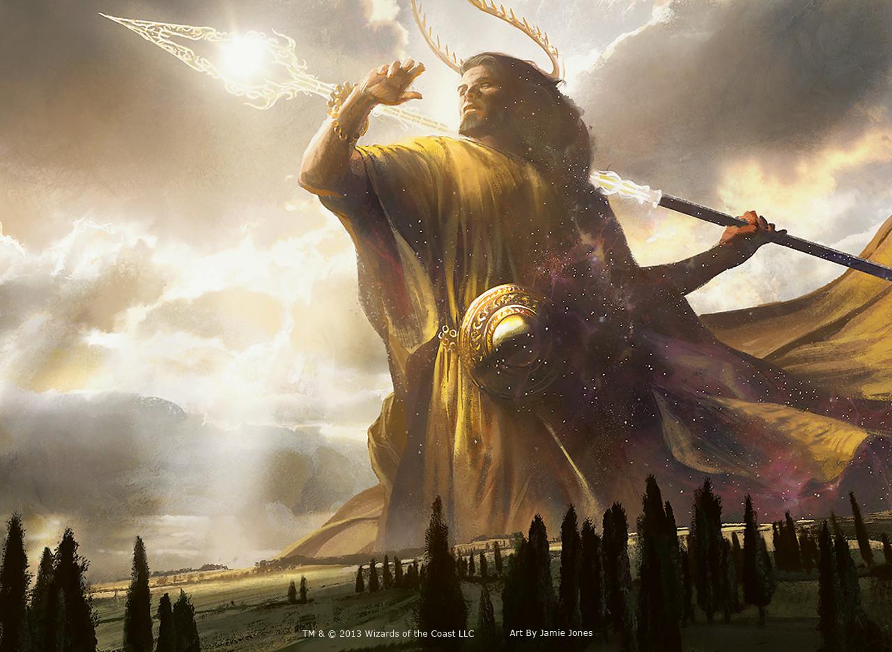 Heliod God of the Sun