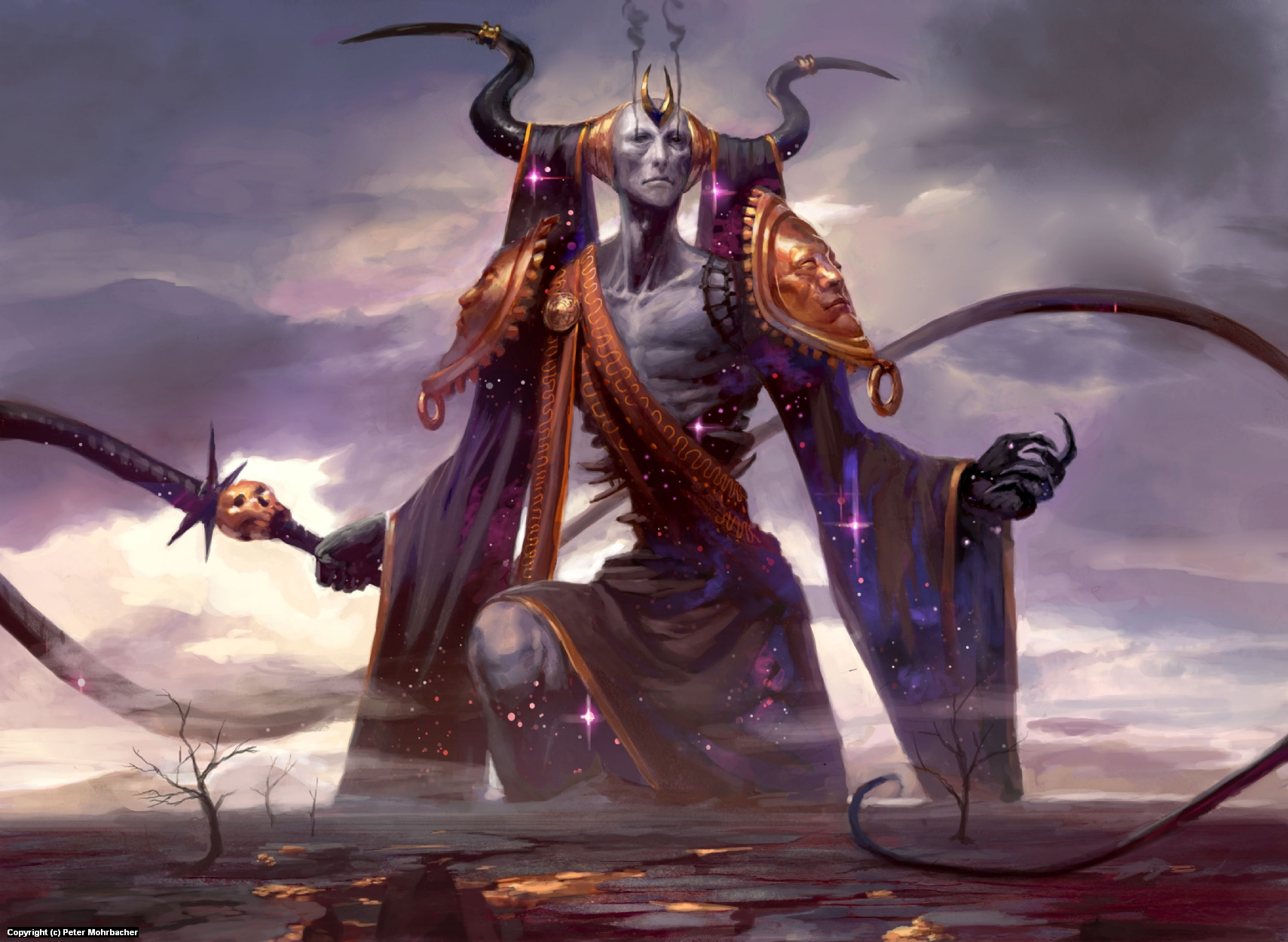 Erebos God of the Dead