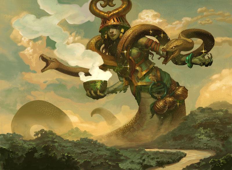 Pharika God of Affliction