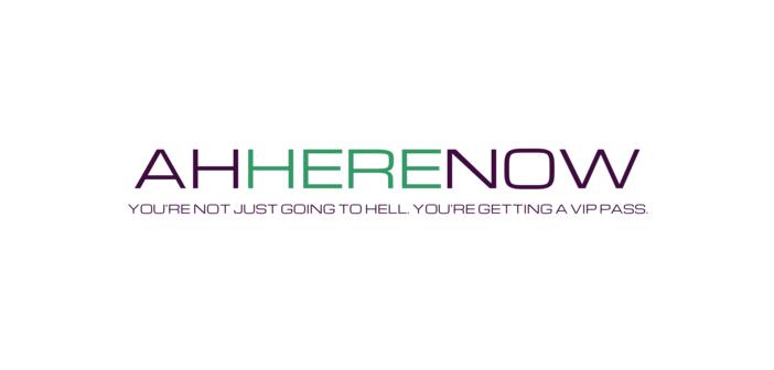 AhHereNow