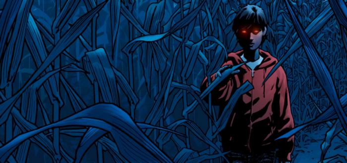 Alien Bat Arrows – Comicphiles