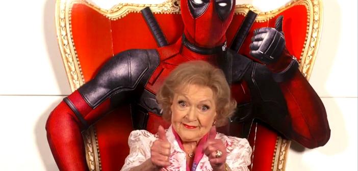 Betty White Deadpool