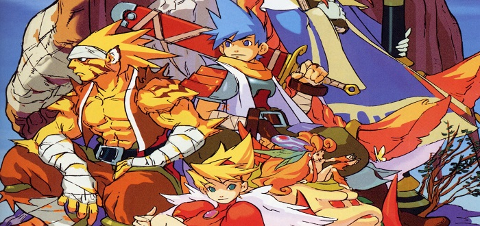 Breath Of Fire 3 Gets Release Date For PSP, PS Vita and Playstation TV