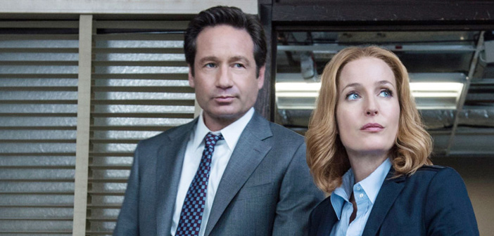 Duchovny – Mulder and Scully