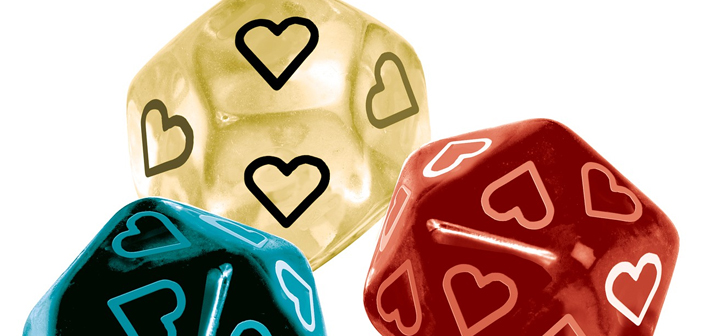 Say 'I Love You' With A Dungeons & Dragons Valentine