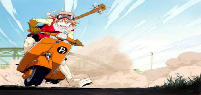 FLCL Anime Is Getting A Remake