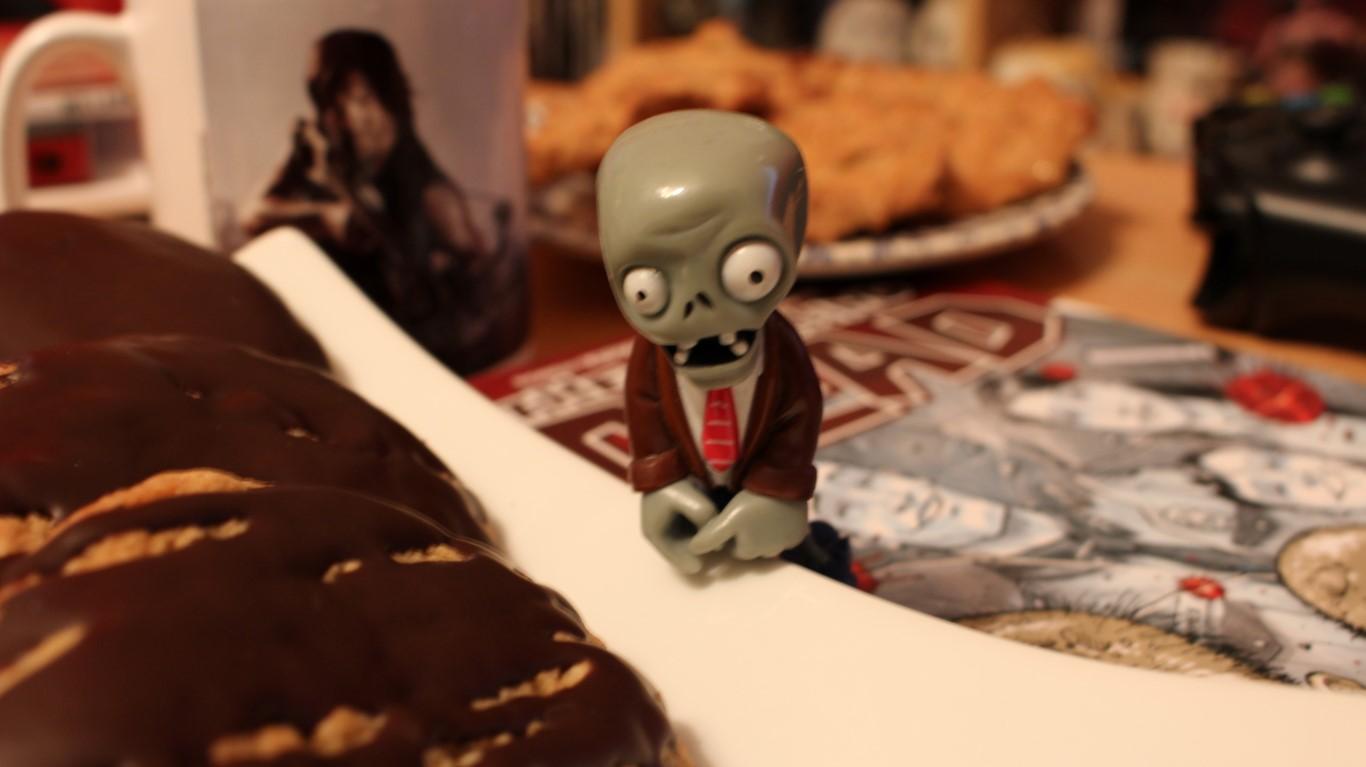 Carol's Cookies The Walking Dead – Geek N' Bake