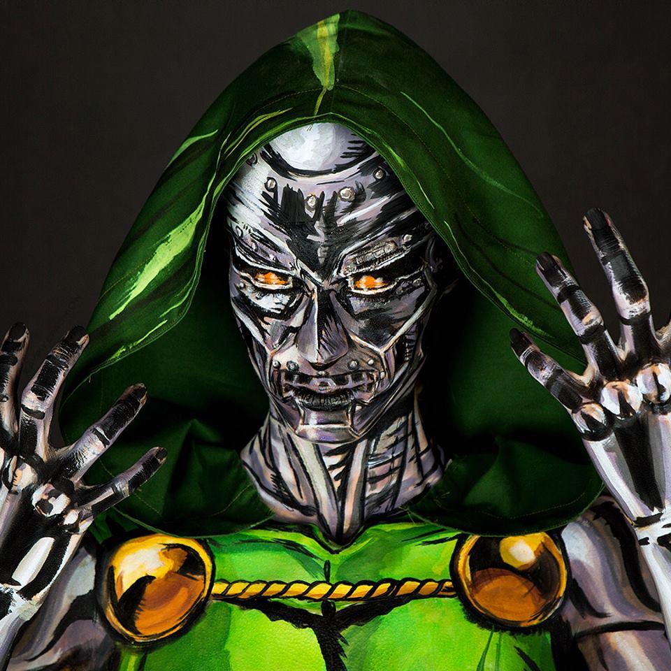 Kay Pike - Doctor Doom